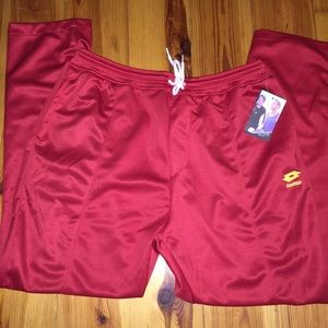 MEN Lotto Jogging Pants